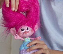 Trolls Hair In The Air Poppy, Pink