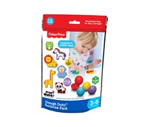 Fisher Price Dough Dots Surprise Pack, White