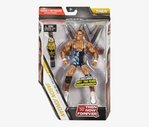 WWE Elite Collection Then Now Forever Jason Jordan Action Figure, Combo