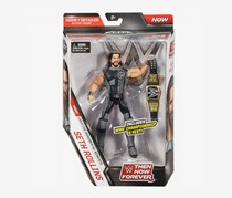 WWE Elite Collection Then Now Forever  Seth Rollins Action Figure, Combo