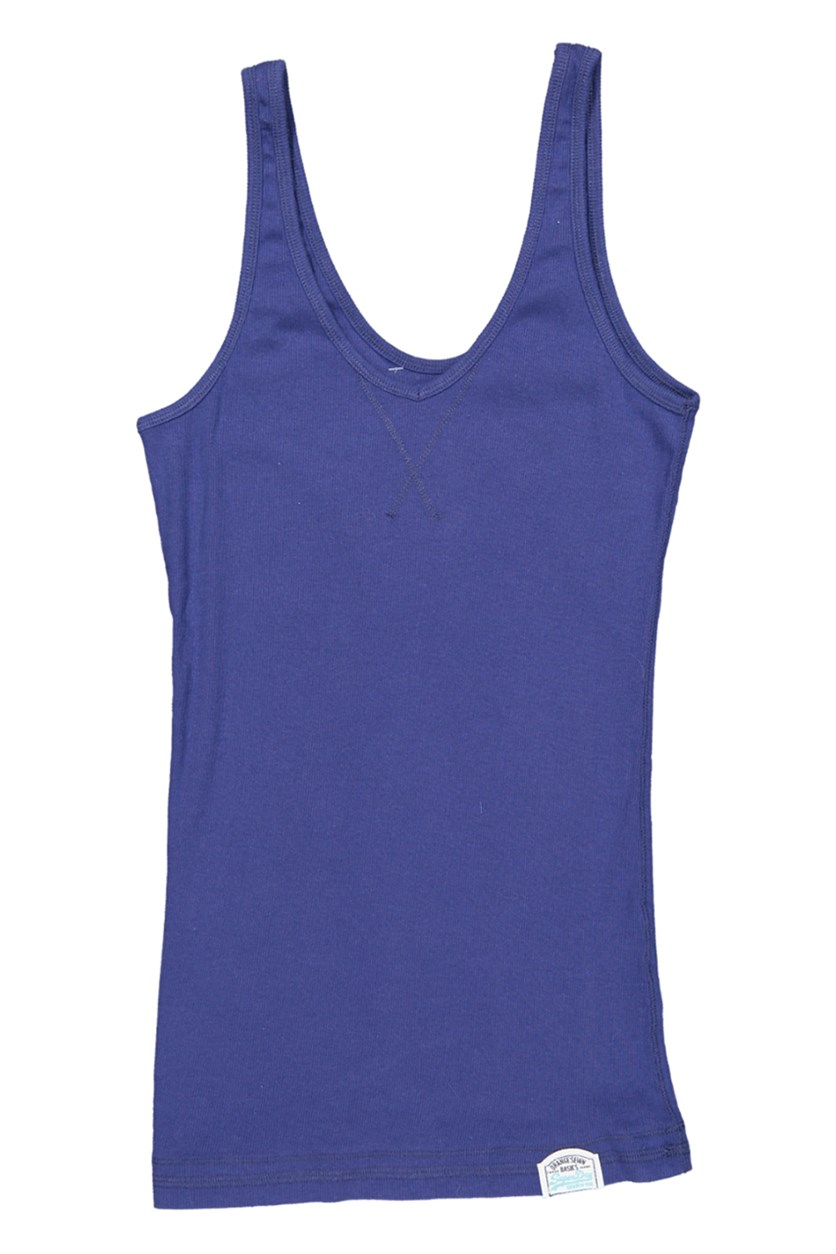 Women's Sleeveless Top, Supermarine Navy