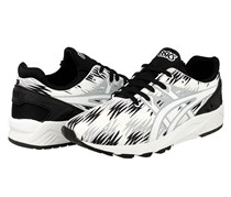Asics Men's Gel Kayano Trainer Evo Sneakers, Black/White