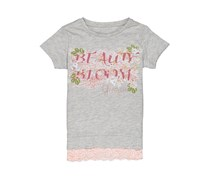 Guess Toddlers  Print Tee, Grey