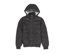 Cropp Men's Hooded Jacket, Black