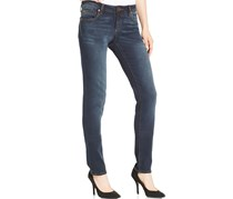 Kut From The Kloth Women's Diana Skinny Jeans, Navy