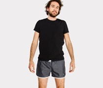 House Men's Drawstring Shorts, Charcoal