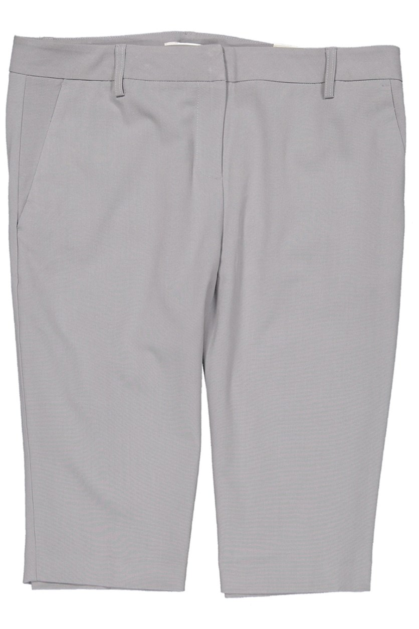 Women's Bermuda Short, Dove Grey