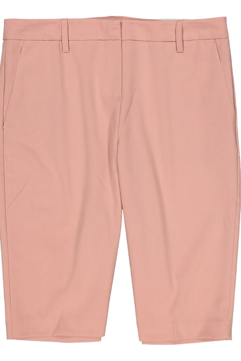 Women's Bermuda Short, Rose