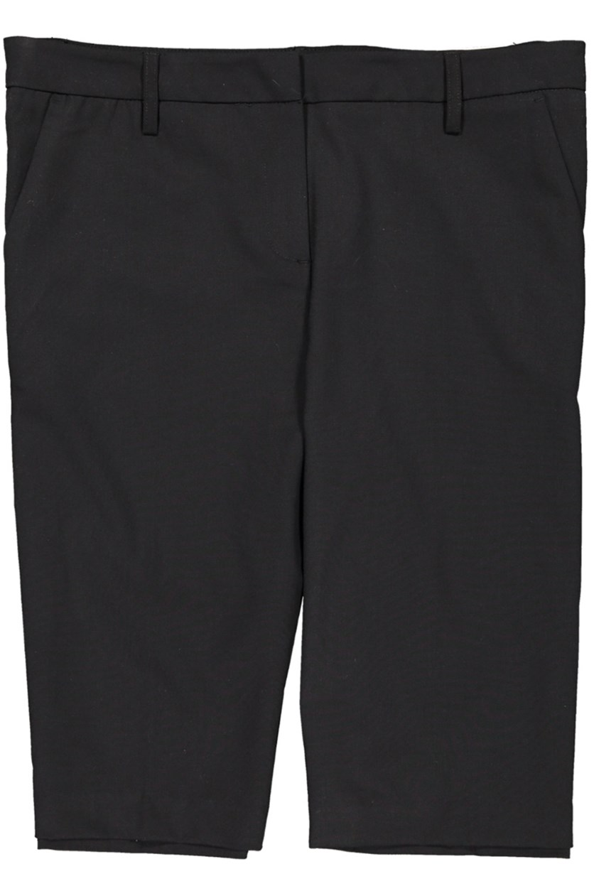 Women's Bermuda Short, Black