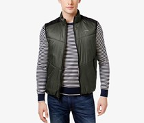 Michael Kors Men's Arthur Vest, Military