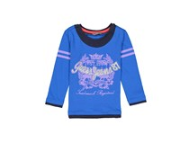 Guess Little Boys Graphic Tee, Dark Blue