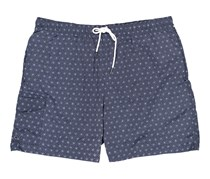 Rainforest Men's Geometric Star Short, Moodi