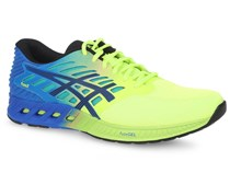 Asics fuzeX Men's Running Shoes, Blue/Lime Green