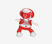 Tosy Disco Robo Single, Red