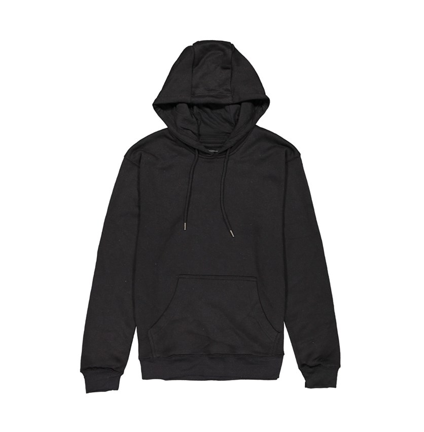 Boy's Pullover Hoody Jacket, Black