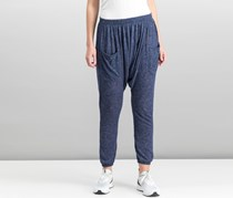 Women More Chill Harem Jogger Pants, Navy