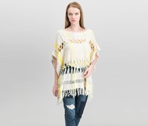 Free People Sundream Pullover, Ivory Combo