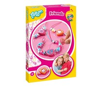 Totum Friends Friendship Jewelry To Tinker, Pink