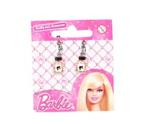 Barbie Kids Girl's Earrings, Pink