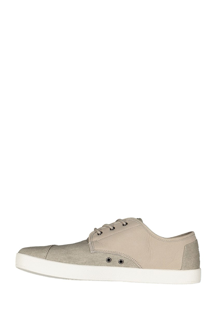Men's Paseo Washed Canvas, Taupe