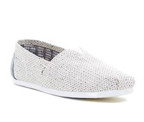 Toms Men's Classic Slip-On Shoe, Word Search
