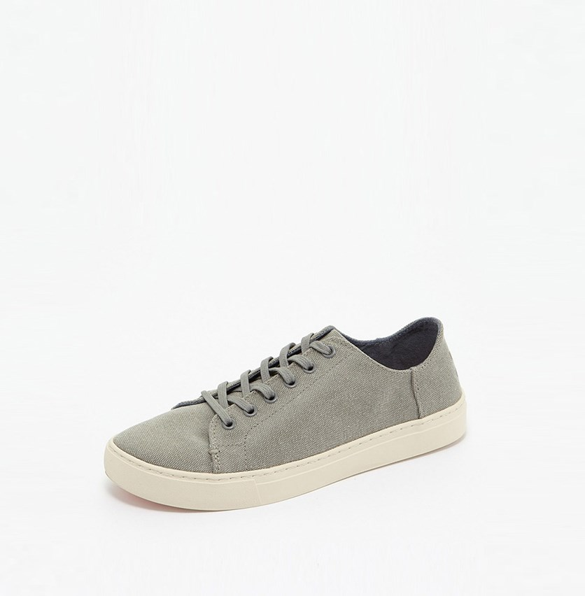 LENOX Drizzle Grey Canvas Shoes, Drizzle Grey