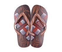 Havaianas Kids Boys Starwars Flipflops, Rust