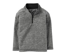 Crazy 8 Toddlers Boys Sweater, Heather Grey