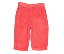 Whatever Little Boys Corduroy Pants, Red