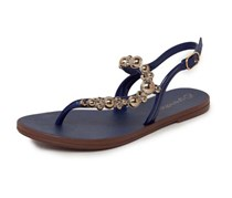 Grendha Women's Unique Sandals, Blue