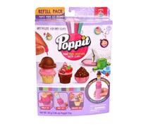 Poppit Mini Ice Cream Refill Pack, Pink/Green