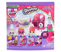Poppit Shopkins Candy Collection Activity Pack, Purple
