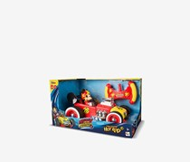 Mickey Mouse Mickey & The Roadster Racers RC Roadster Racer, Red
