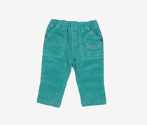 Boboli Baby Girl Pants, Teal Blue