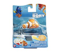 Disney Finding Nemo Swiggles Fish, Orange/White
