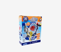 3D Maker Spinner Mega Pack Action Figures, Blue