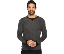 Travis Mathew Men's Steffes Pullover Sweater, Black