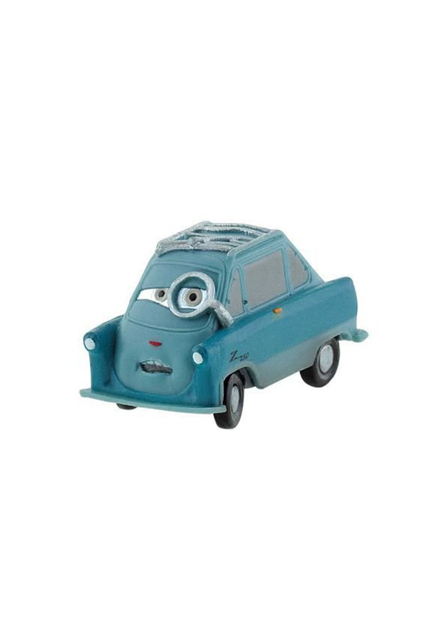 Cars 2 Professor Z Figure, Blue