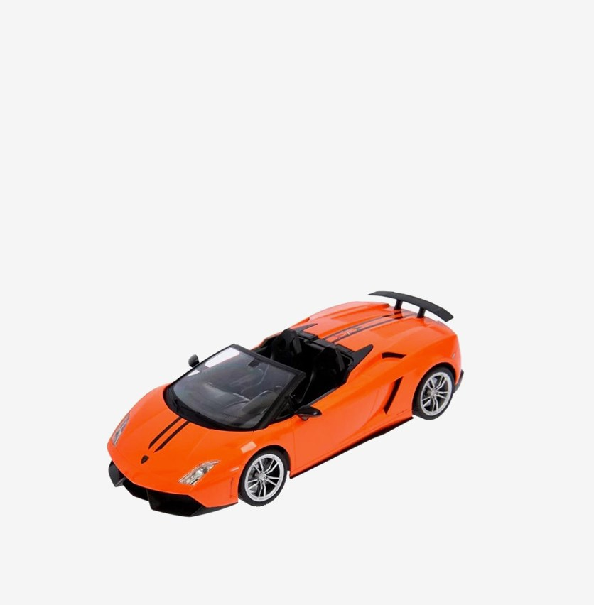 R/C Lamborghini LP570 Ragtop Rechargeable, Orange