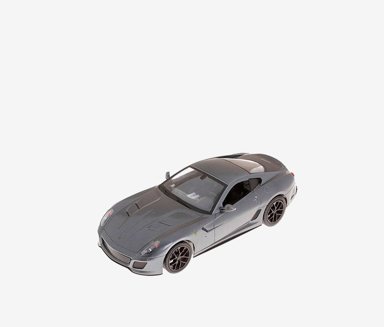 Ferrari Car Sport Racing, Dark Grey