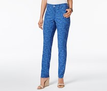 Charter Club Women Bristol Skinny Jeans, Federal Blue Combo