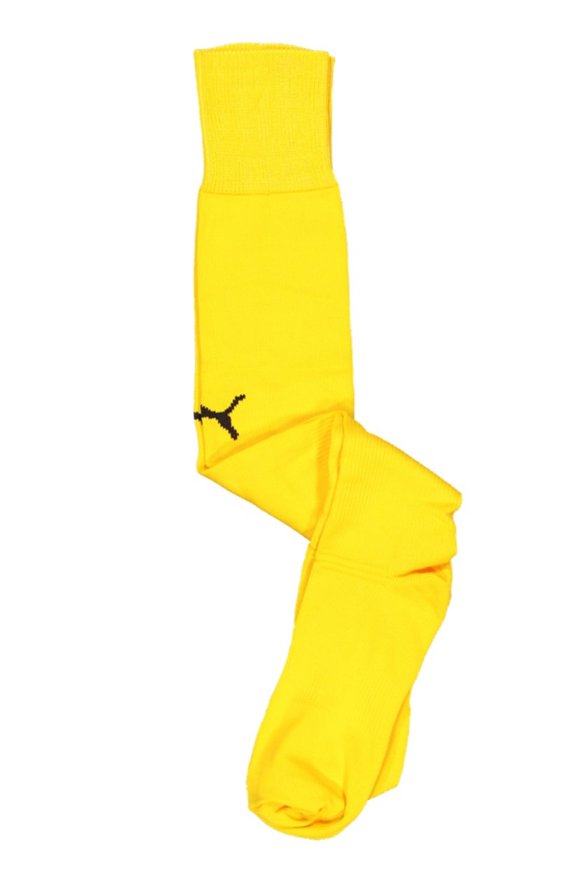 Men's Football Soccer Socks, Yellow/Black