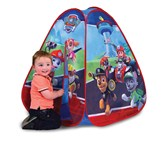Paw Patrol Pop Up Play Tent, Blue/Red