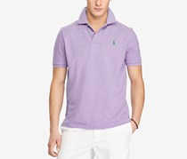 Ralph Lauren Men's Mesh Polo, Purple Heather