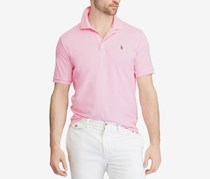 Ralph Lauren Classic Fit Soft-Touch Polo, Pink