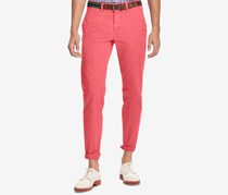 Mens Big Tall Stretch Pants, Nantucket Red