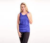 Guess Women's Sleeveless Top, Blue