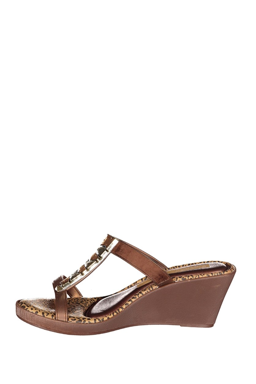 Women's Jewel II Wedges, Bronze