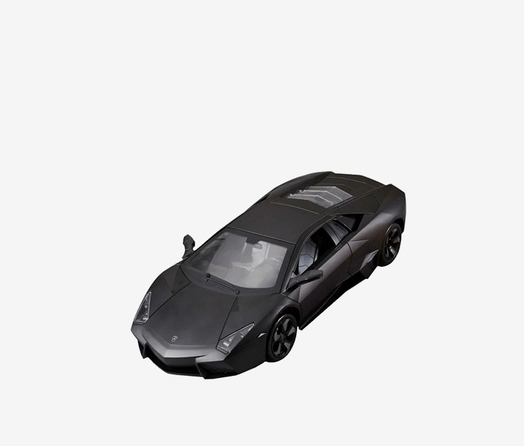 Lamborghini Reventon Car 1:14 - RC Car, Black