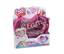 Simba Color Me Mine Bag Heart, Pink